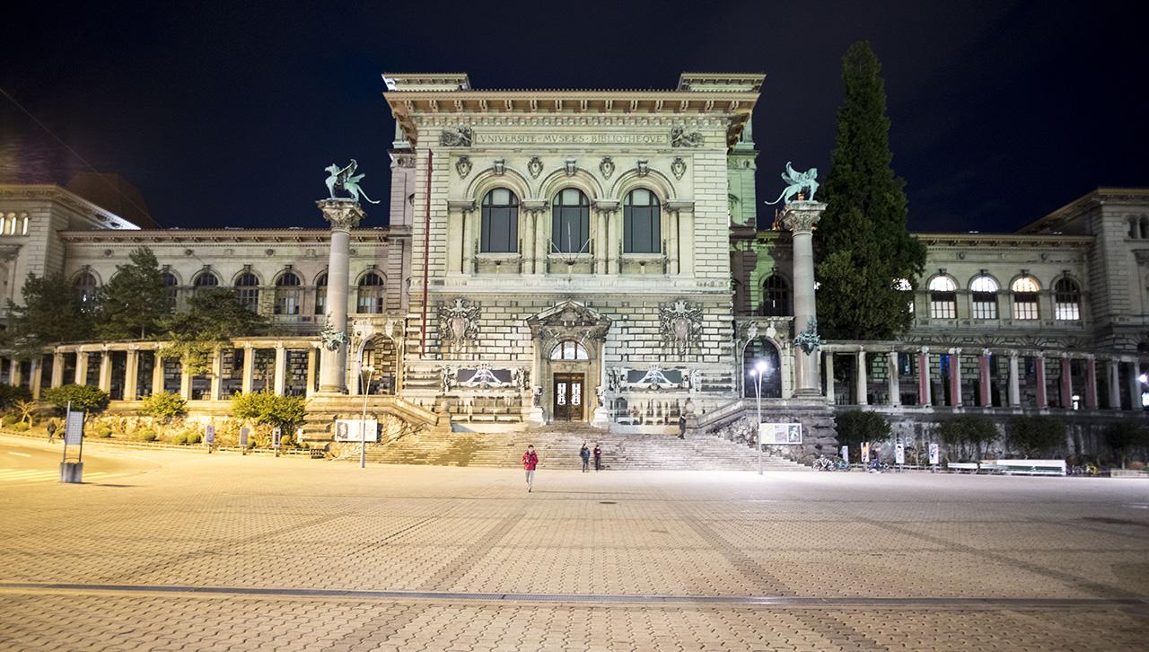 Palais de Rumine Lausanne X Pendulum Magazine