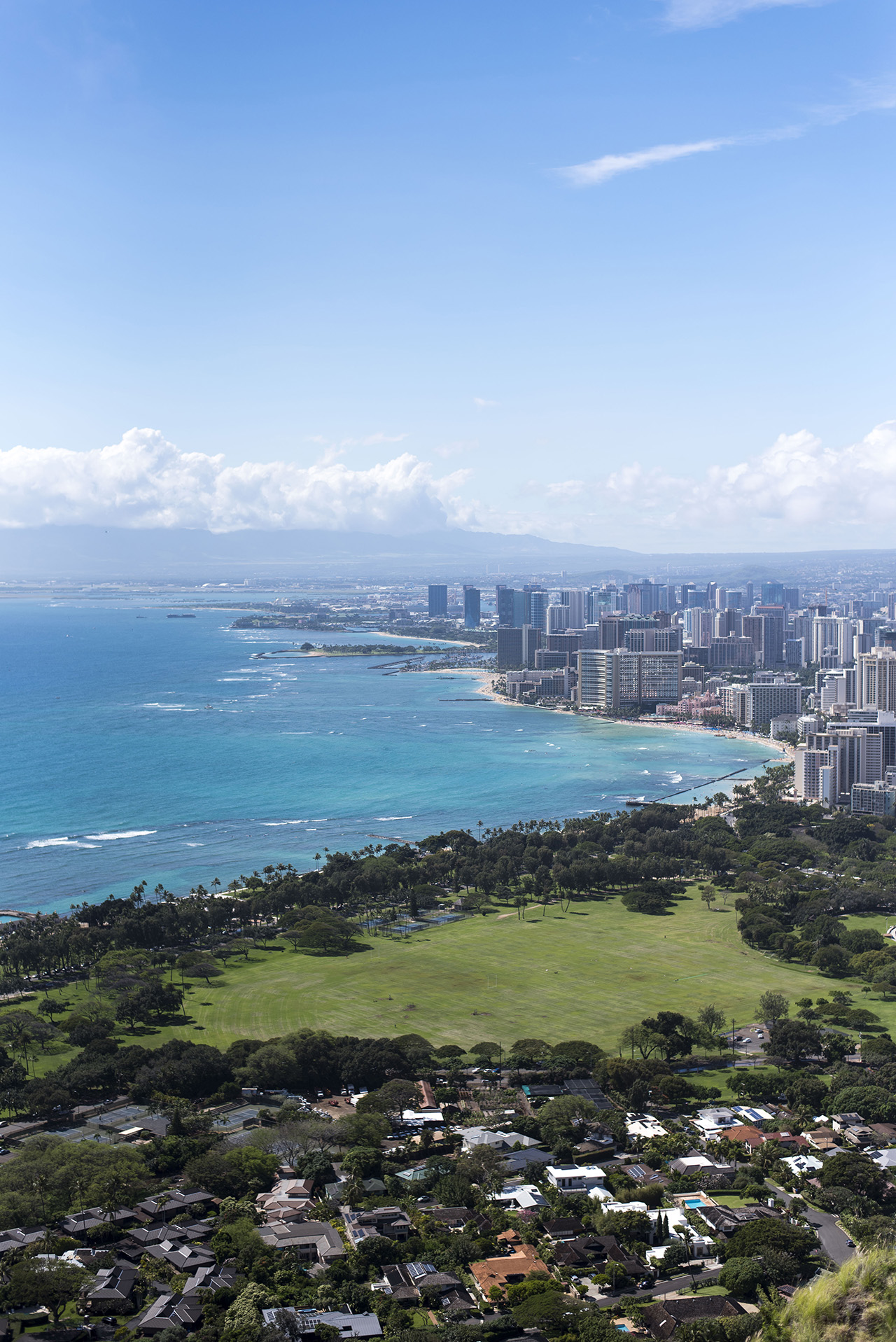Diamond Head Hike Waikiki X Pendulum Magazine