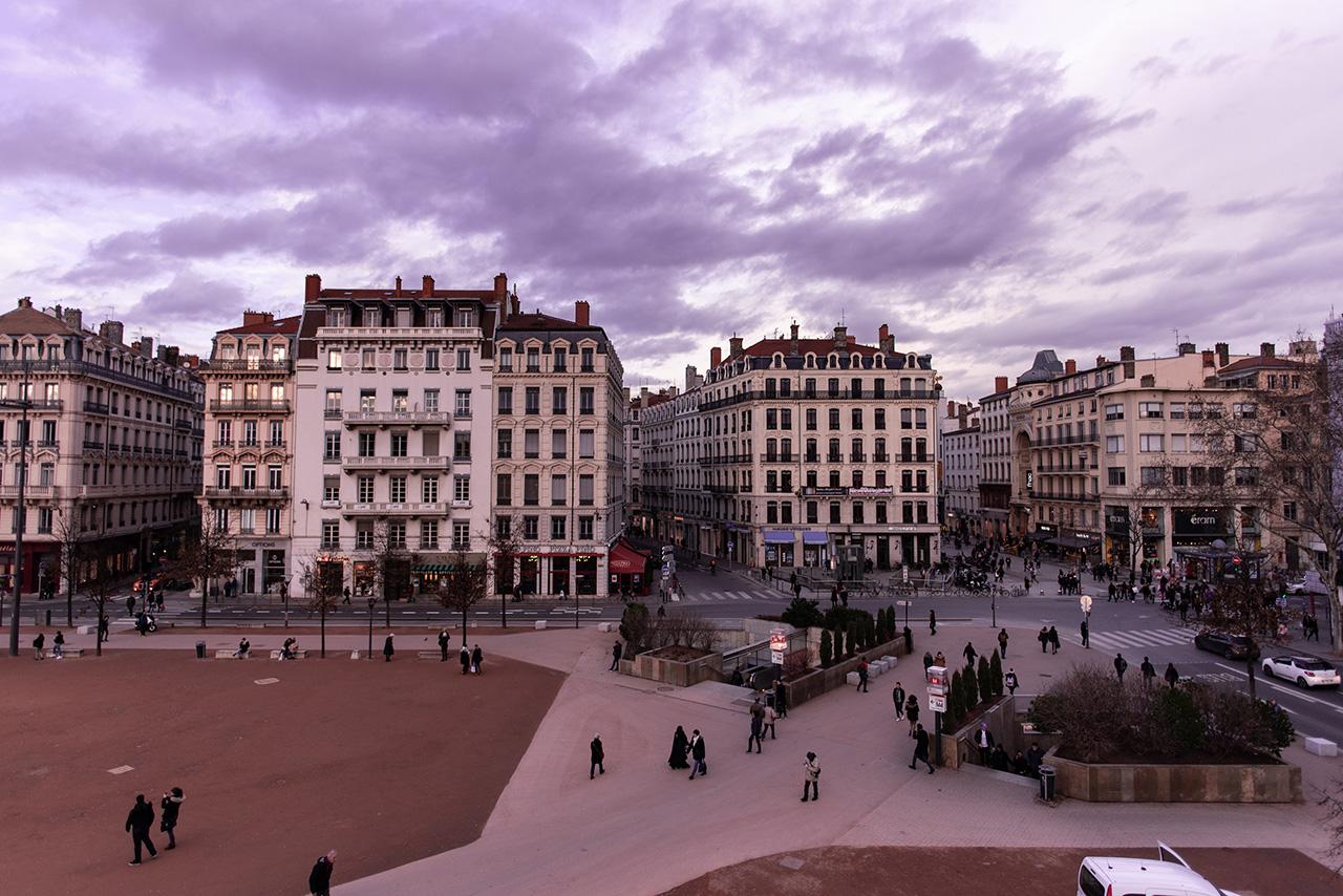 A Day in Lyon France X Pendulum Magazine