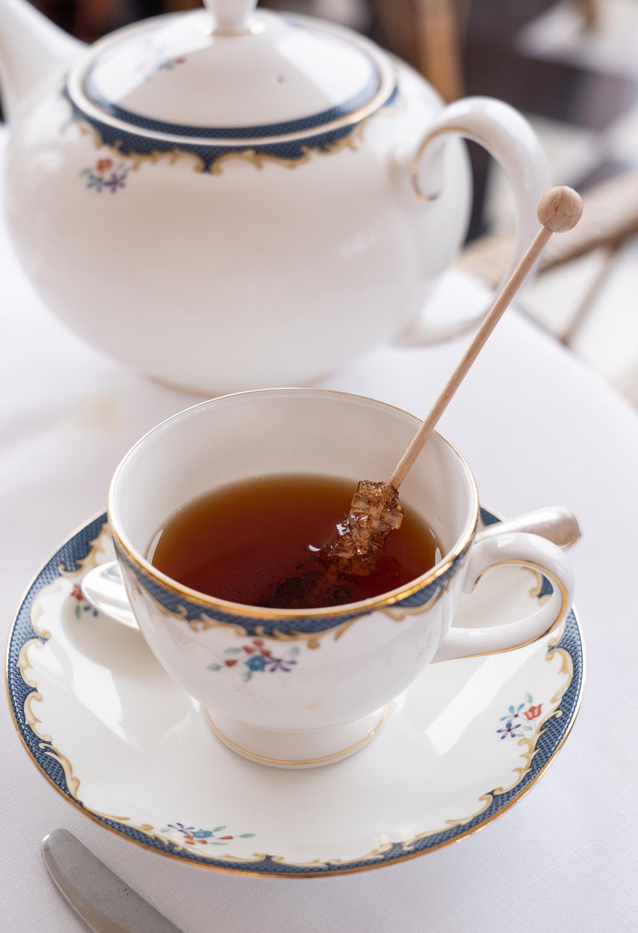Belmond Reid's Palace Afternoon Tea Funchal X Pendulum Magazine