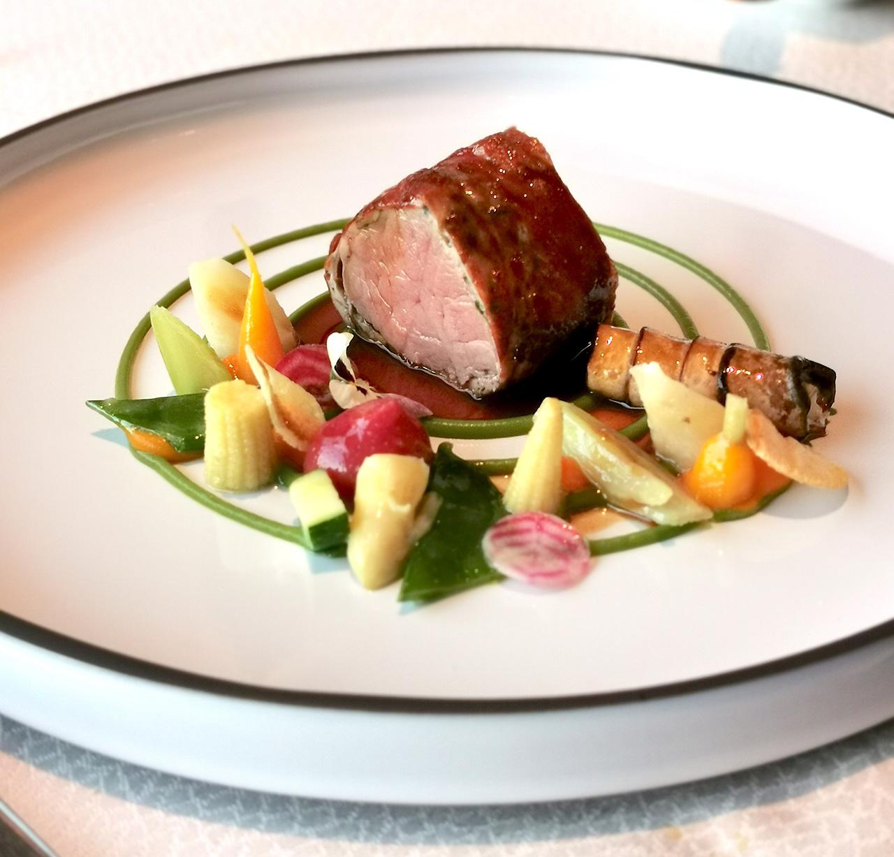 Il Gallo D'Oro Michelin Star Restaurant X Pendulum Magazine