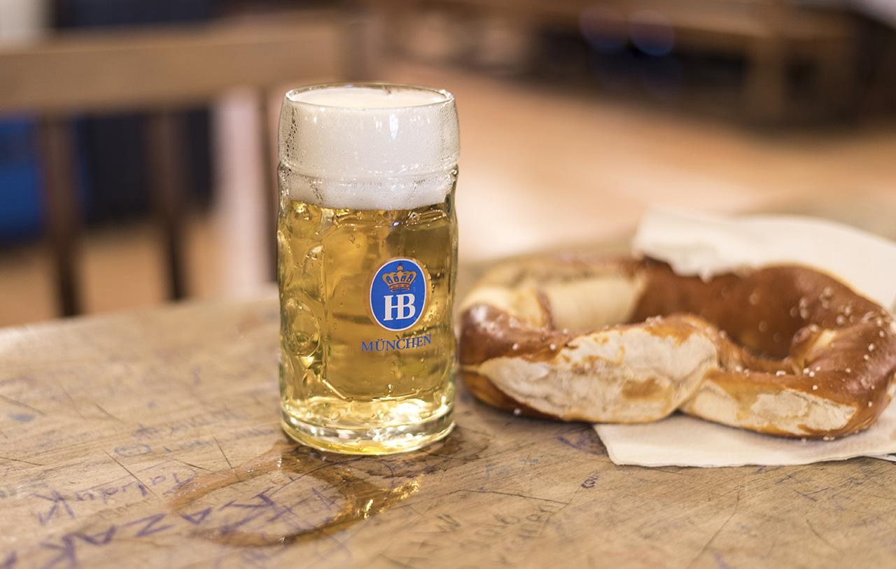 Pendulum Magazine A Day in Munich Hofbrauhaus Beer Hall