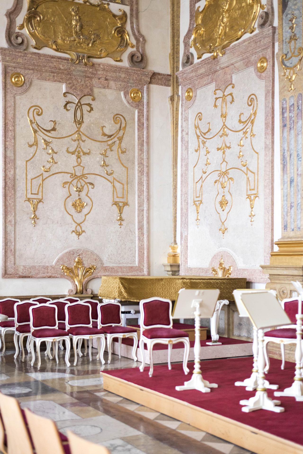 Pendulum Magazine X Mirabell Palace