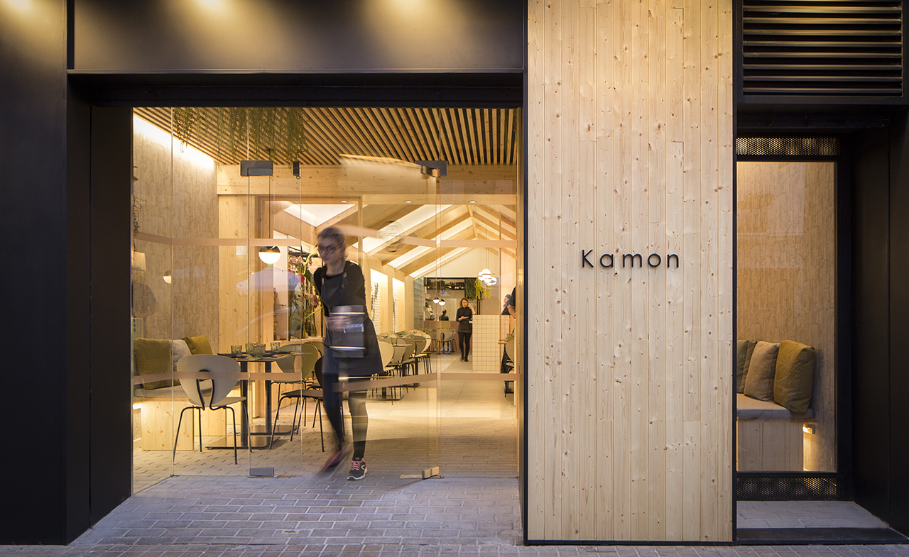 Kamon Valencia X Pendulum Magazine