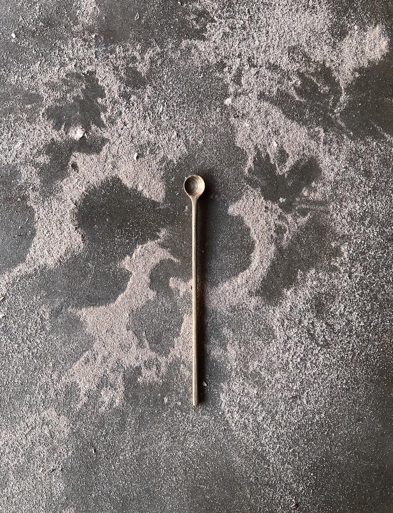 Maple Teeny Tiny Stirring Spoon from Unlikely Objects
