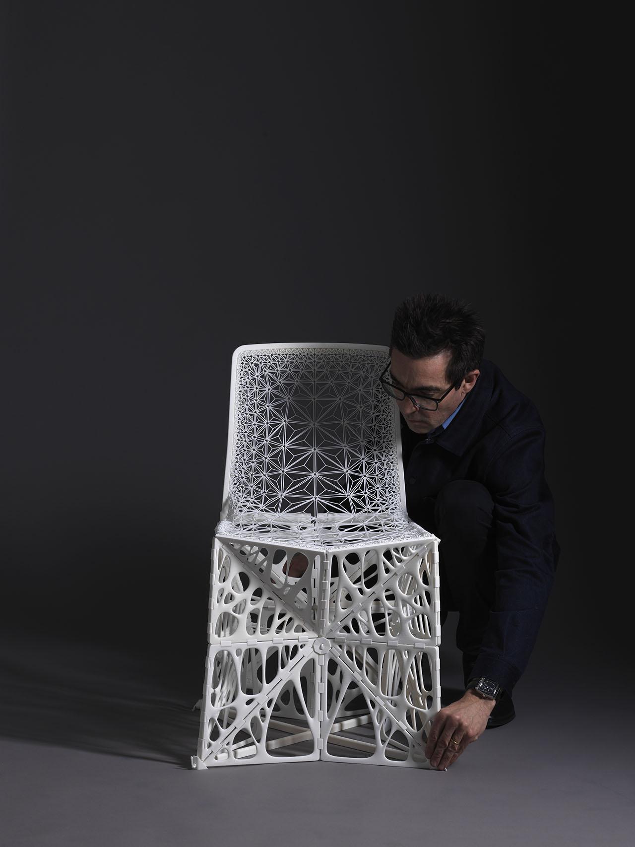 Tamu Chair x Pendulum Magazine