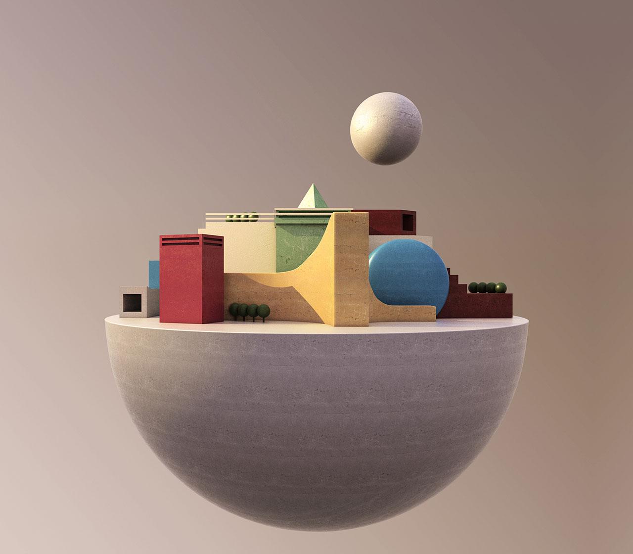Florian Heron Artist X Pendulum Magazine
