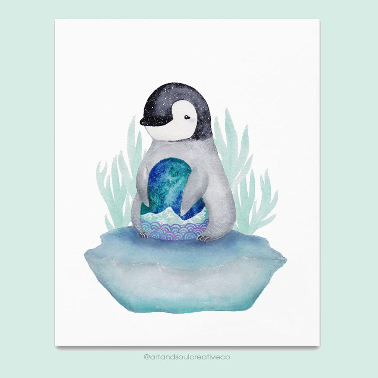 Pendulum Magazine Interview with Artist Laura Uy Penguin Dumpling