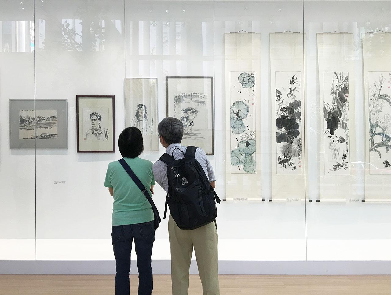 Pop-up Exhibit Kok-Kong Cheng