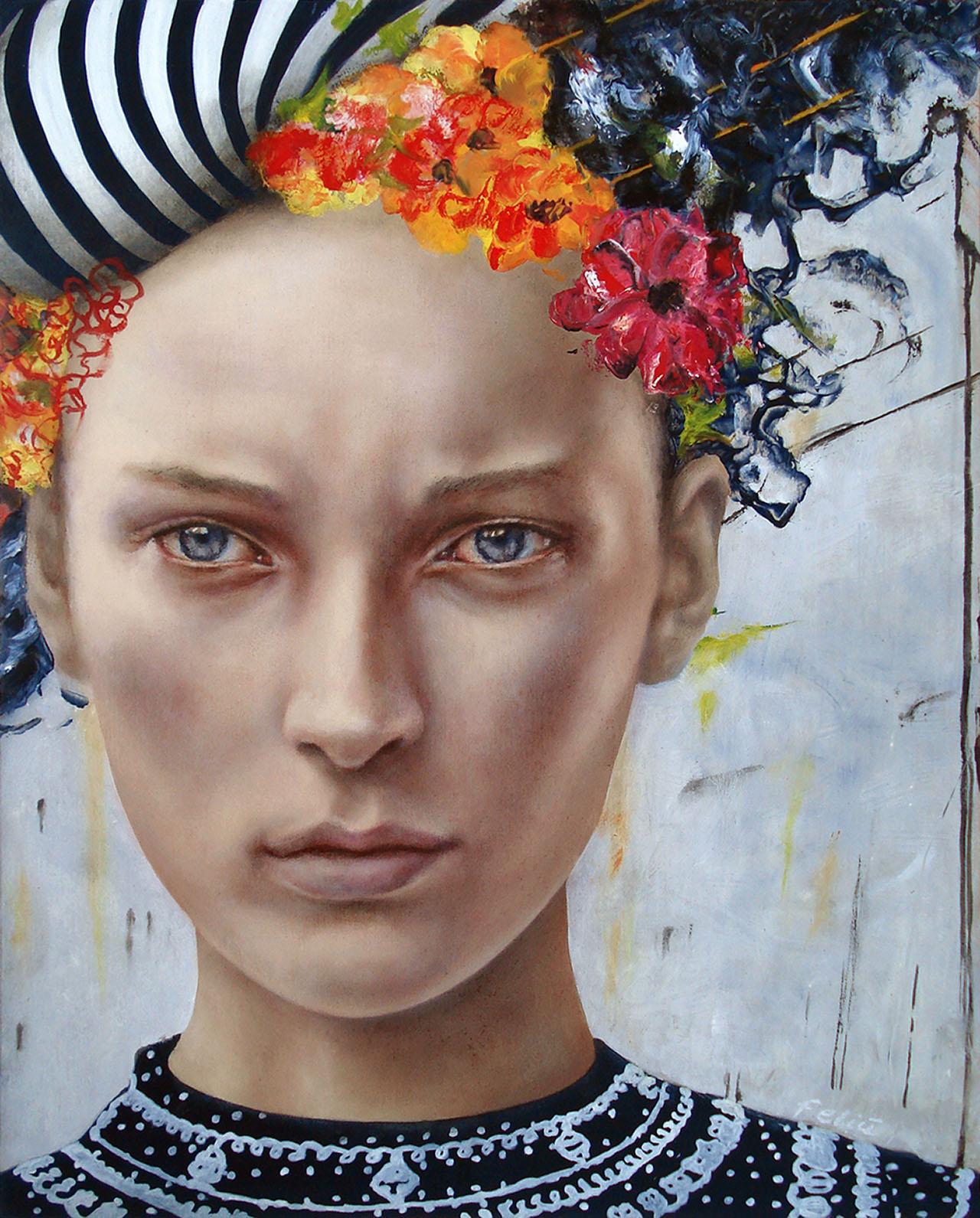 Pendulum Magazine Artist Spotlight Valeria Feliu