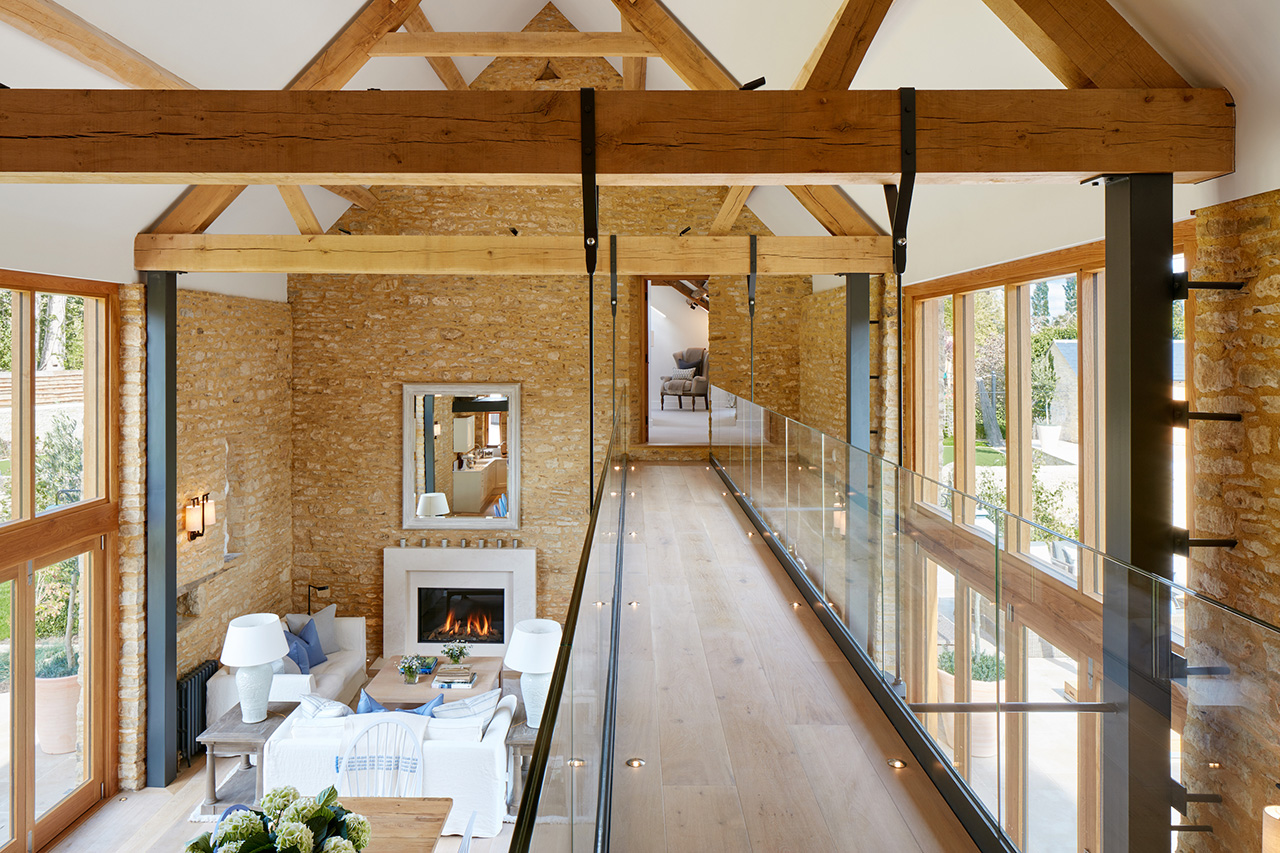 Katharine Pooley Design Oxfordshire Barn X Pendulum Magazine