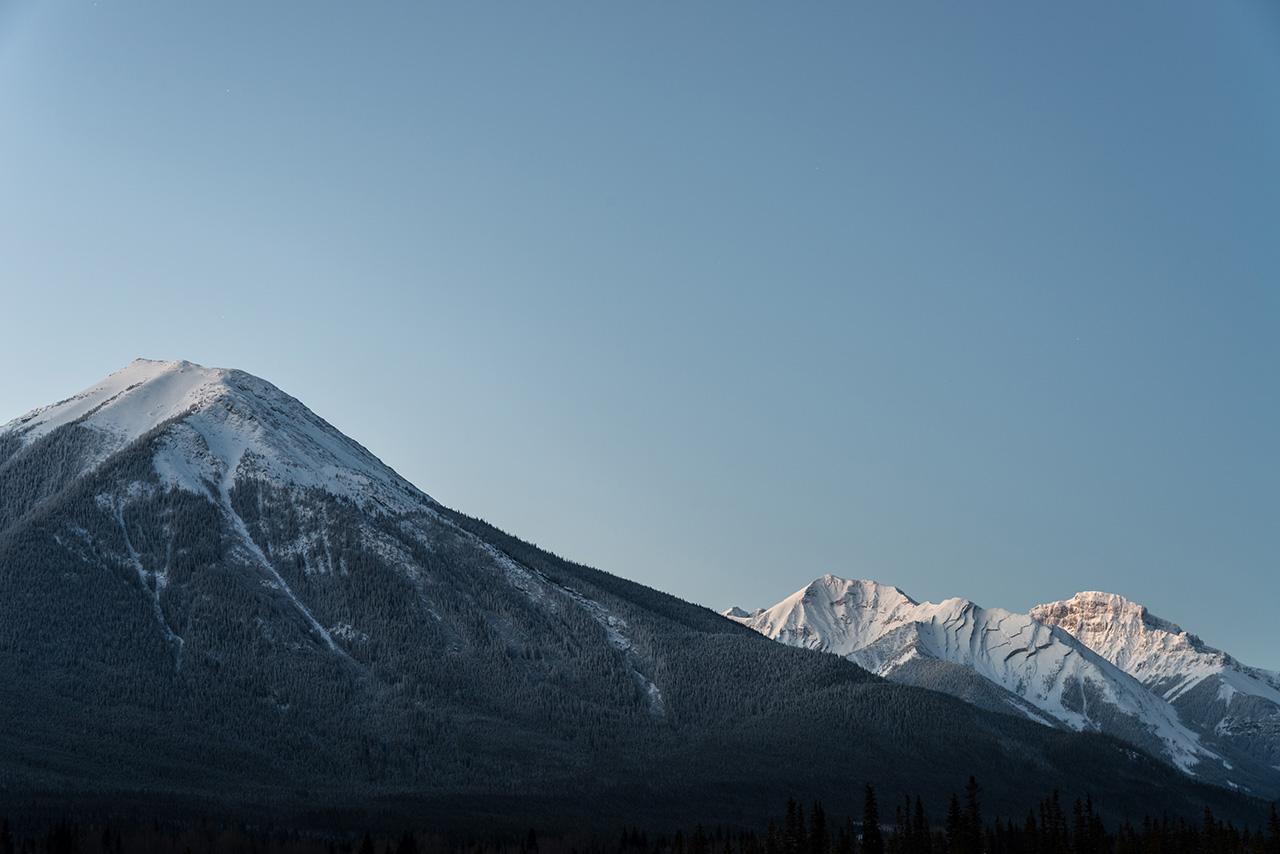 The Rockies.