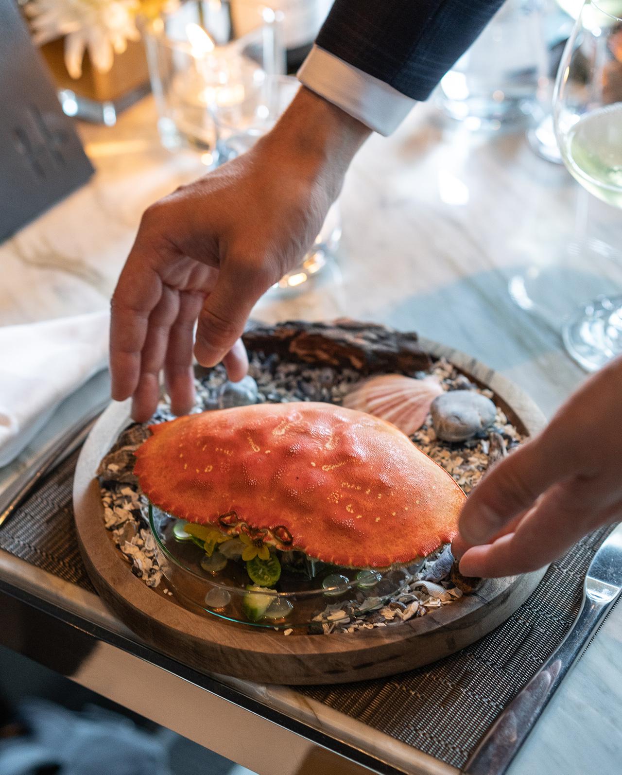 Hawksworth Restaurant Summer BC Tasting Menu by Pendulum Magazine