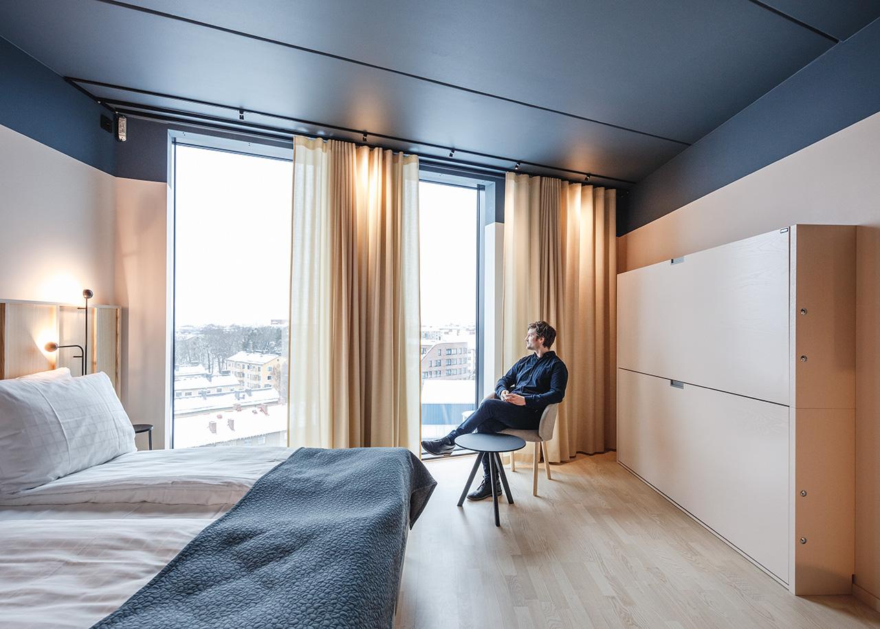 GROW Hotel Stockholm Business Hotel Solna Strand