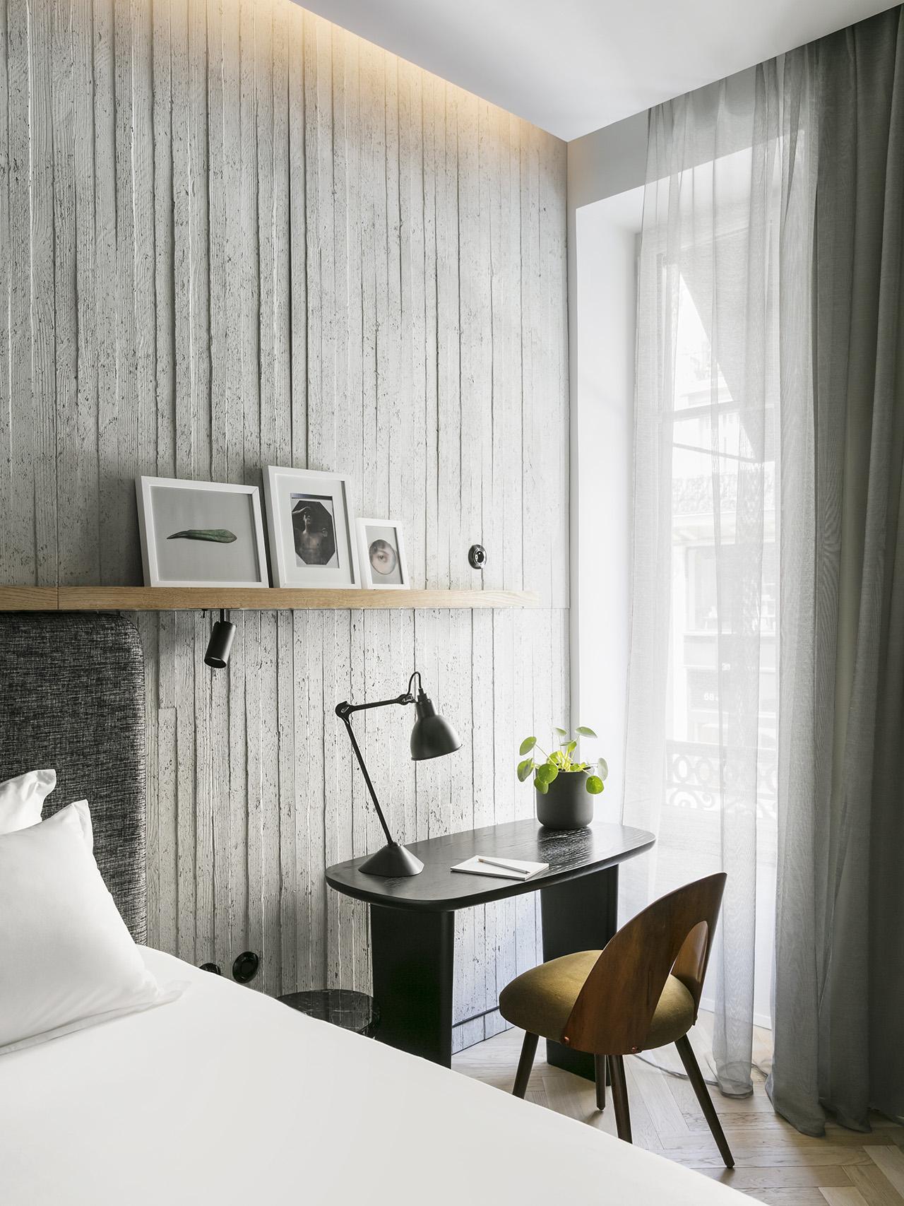 Hotel National des Arts et Metiers feature on Pendulum Magazine
