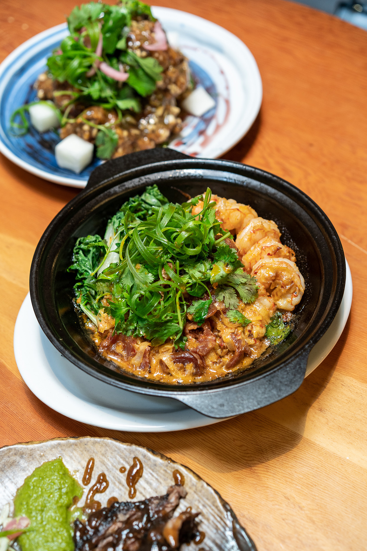 Chinese Paella - a must try at Sai Woo.