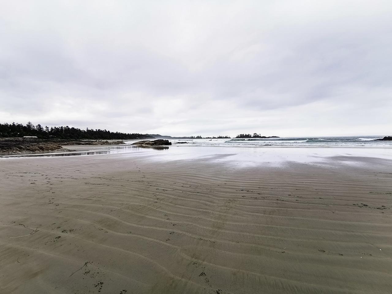 Wickaninnish Inn Beach