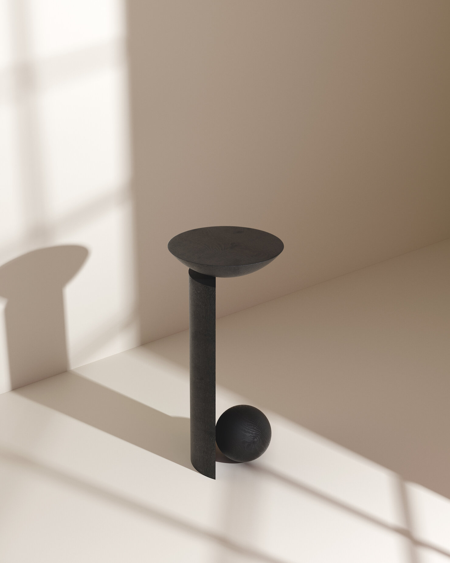 Triptico Infame Stools by Pedro Venzon from Brazil featured by Pendulum Magazine