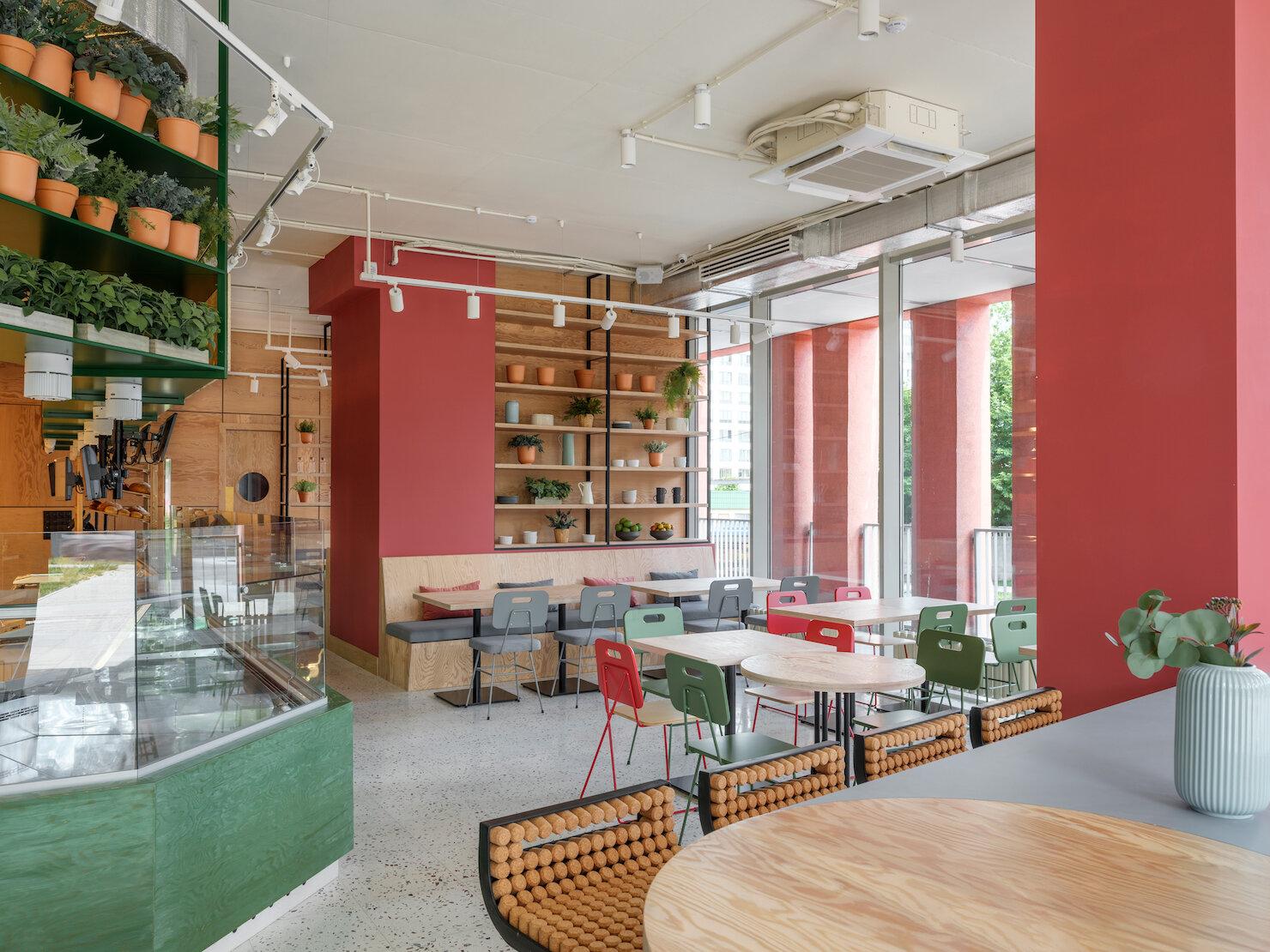 Culinary Samberi designed by Studio Shoo Moscow featured by Pendulum Magazine