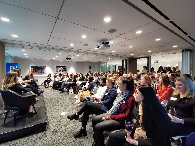 Lean In Canada Women In Entrepreneurship Panel