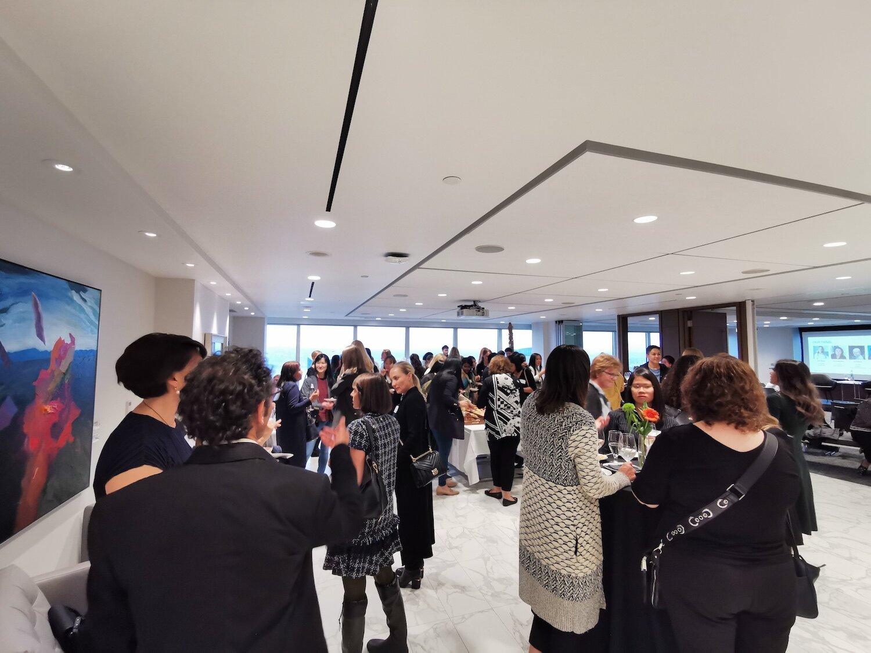Lean in Canada Women in Entreprenurship Panel