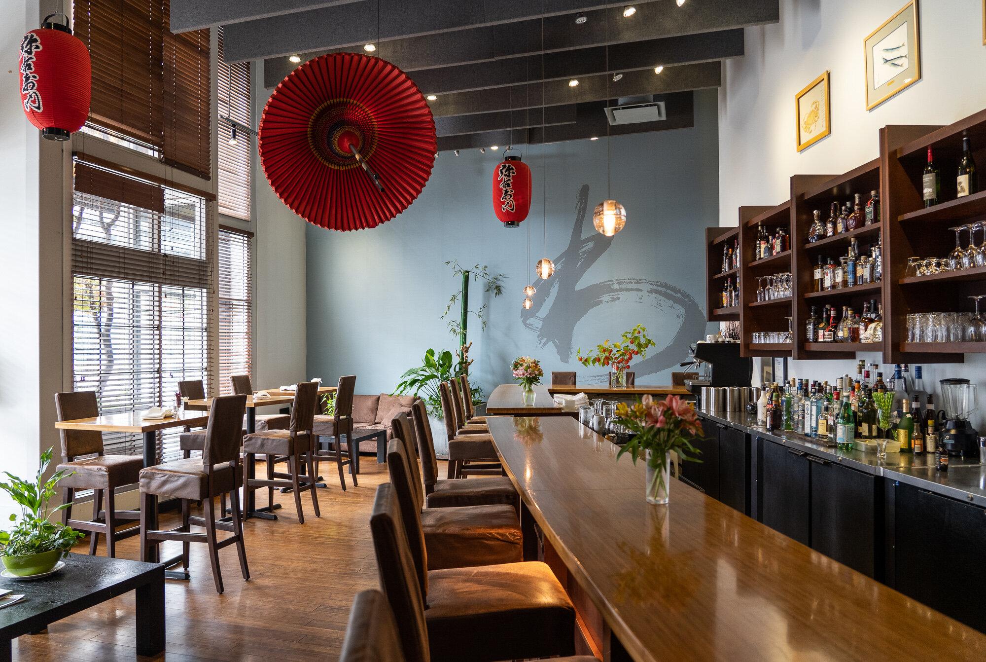 Tojo's Restaurant Premium Japanese Vancouver Pendulum Magazine