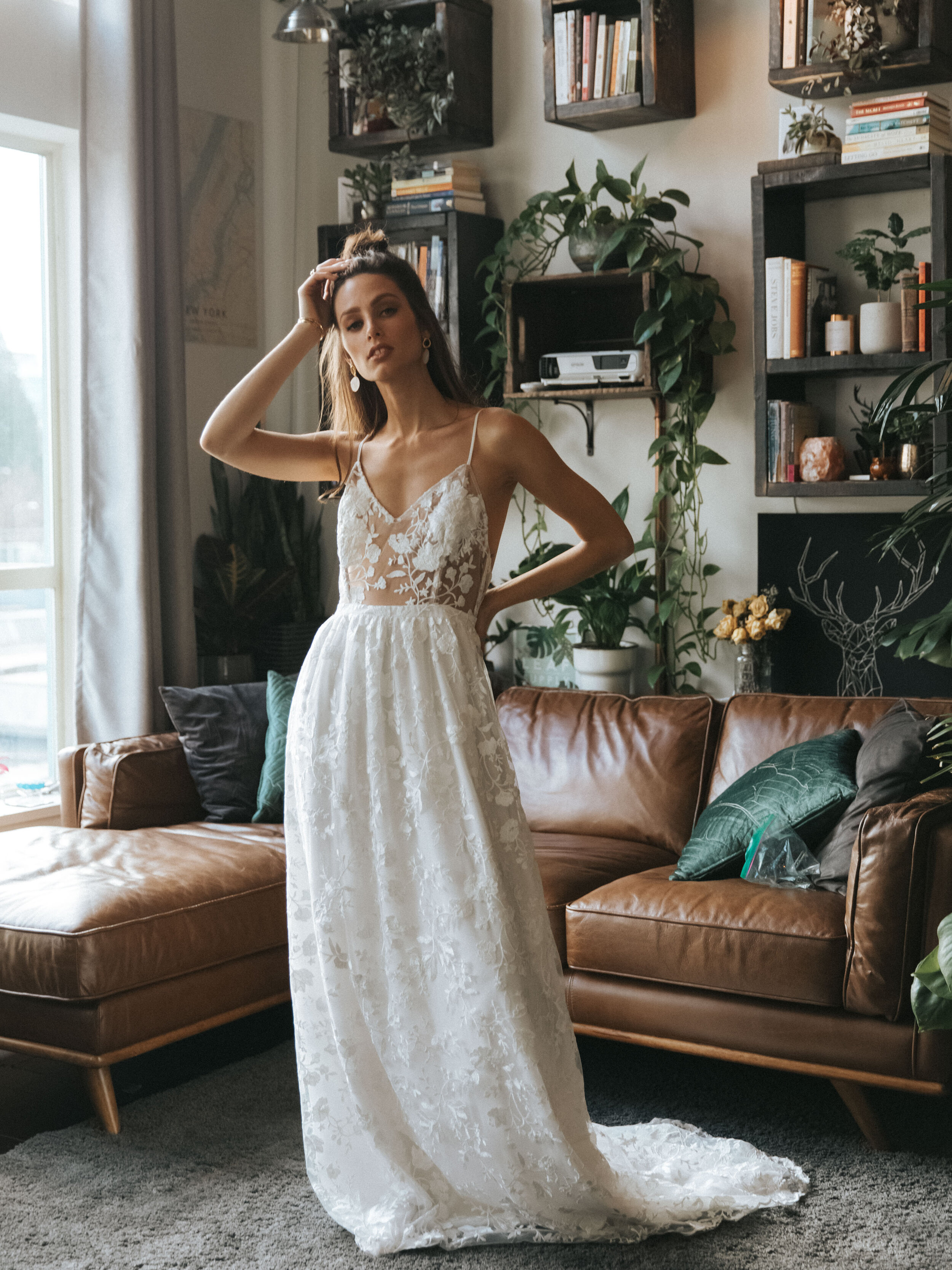 Park & Fifth's upcoming modern bridal collection.