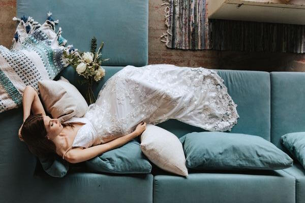The brand's bridal collection will incorporate more intricate fabrics.