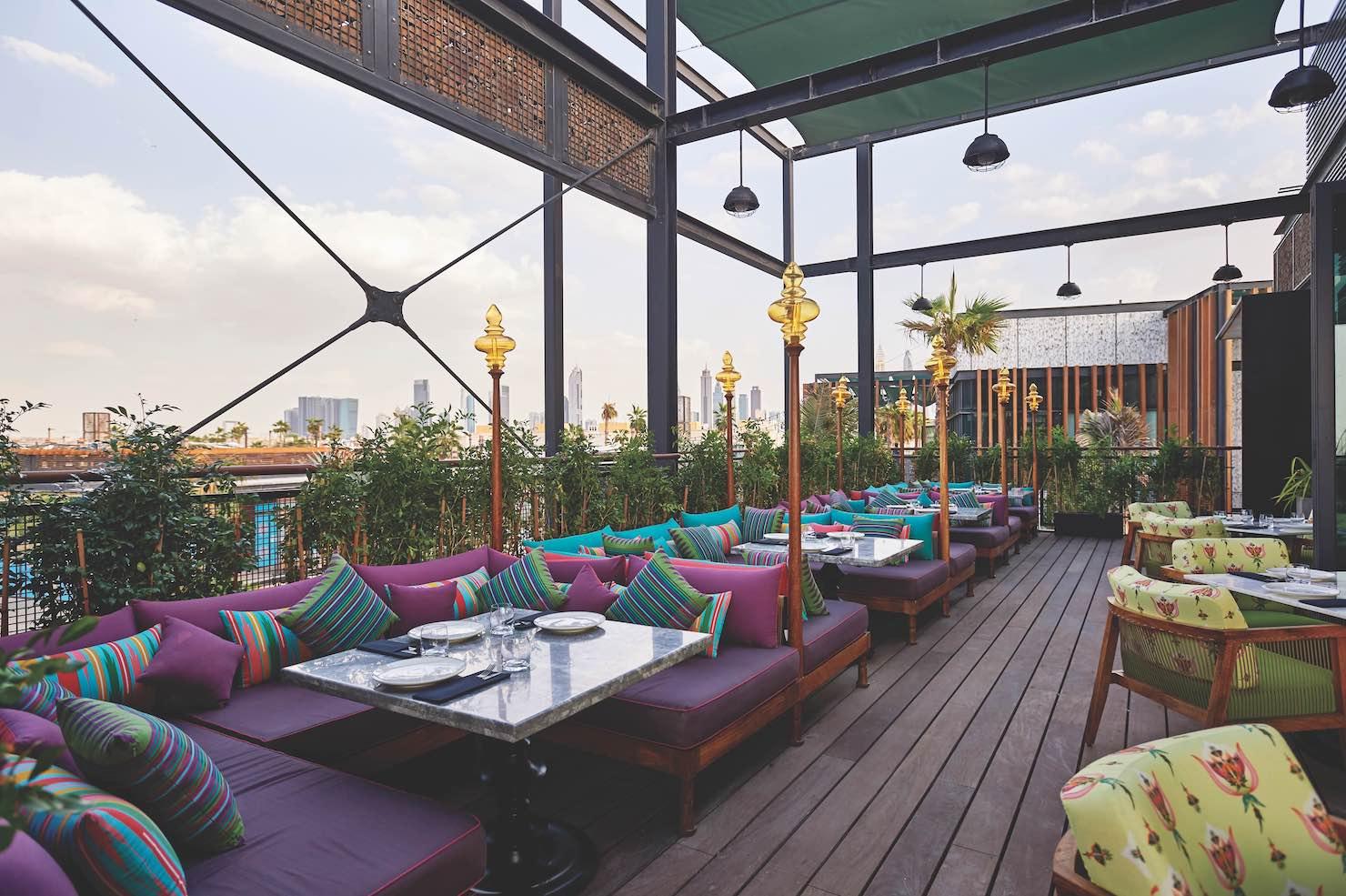 Masti Cocktails & Cuisine in Dubai by Studio Lotus Featured by Pendulum Magazine