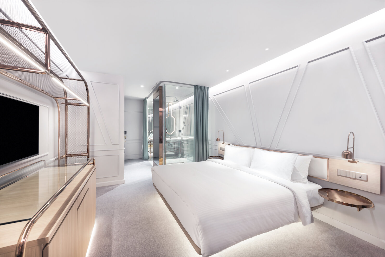 The Prestige Hotel Malaysia by Ministry of Design featured by Pendulum Magazine