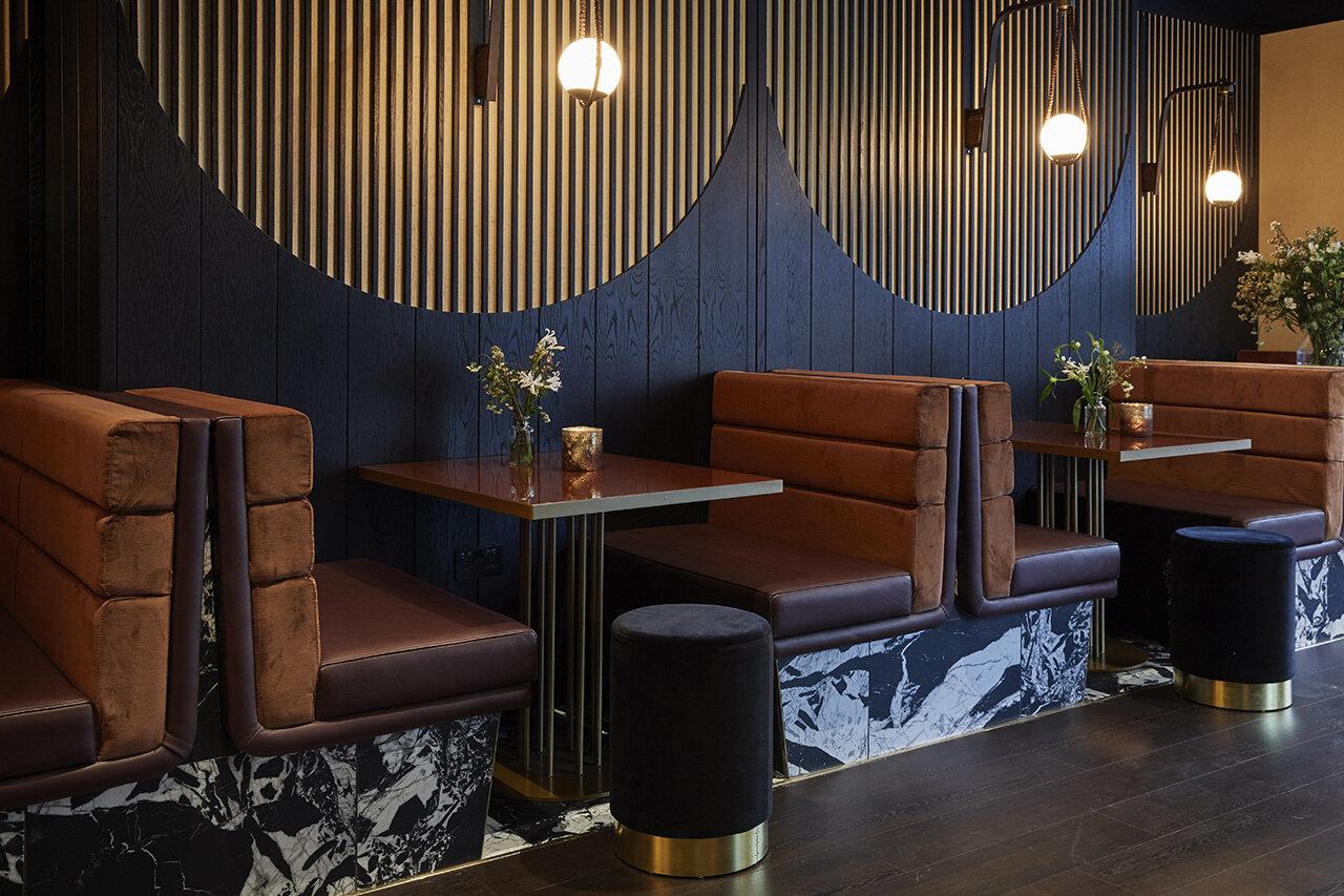 Restaurant Interiors Interior Design And Architecture Pendulum Magazine