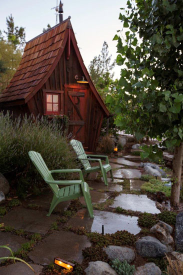 Guest Cottages-The Rustic Way