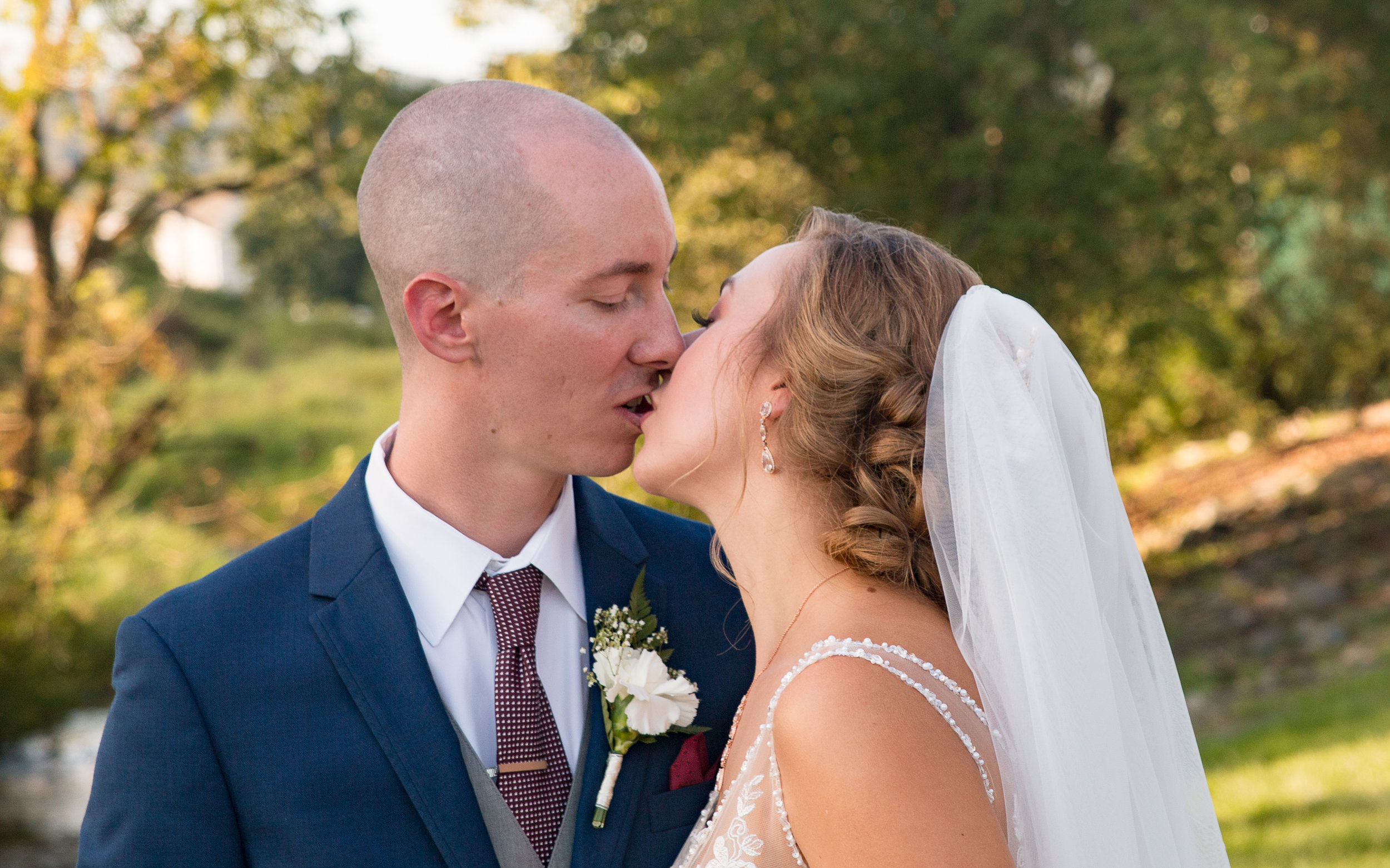 Bryan and Patience's Flanders Valley Wedding -