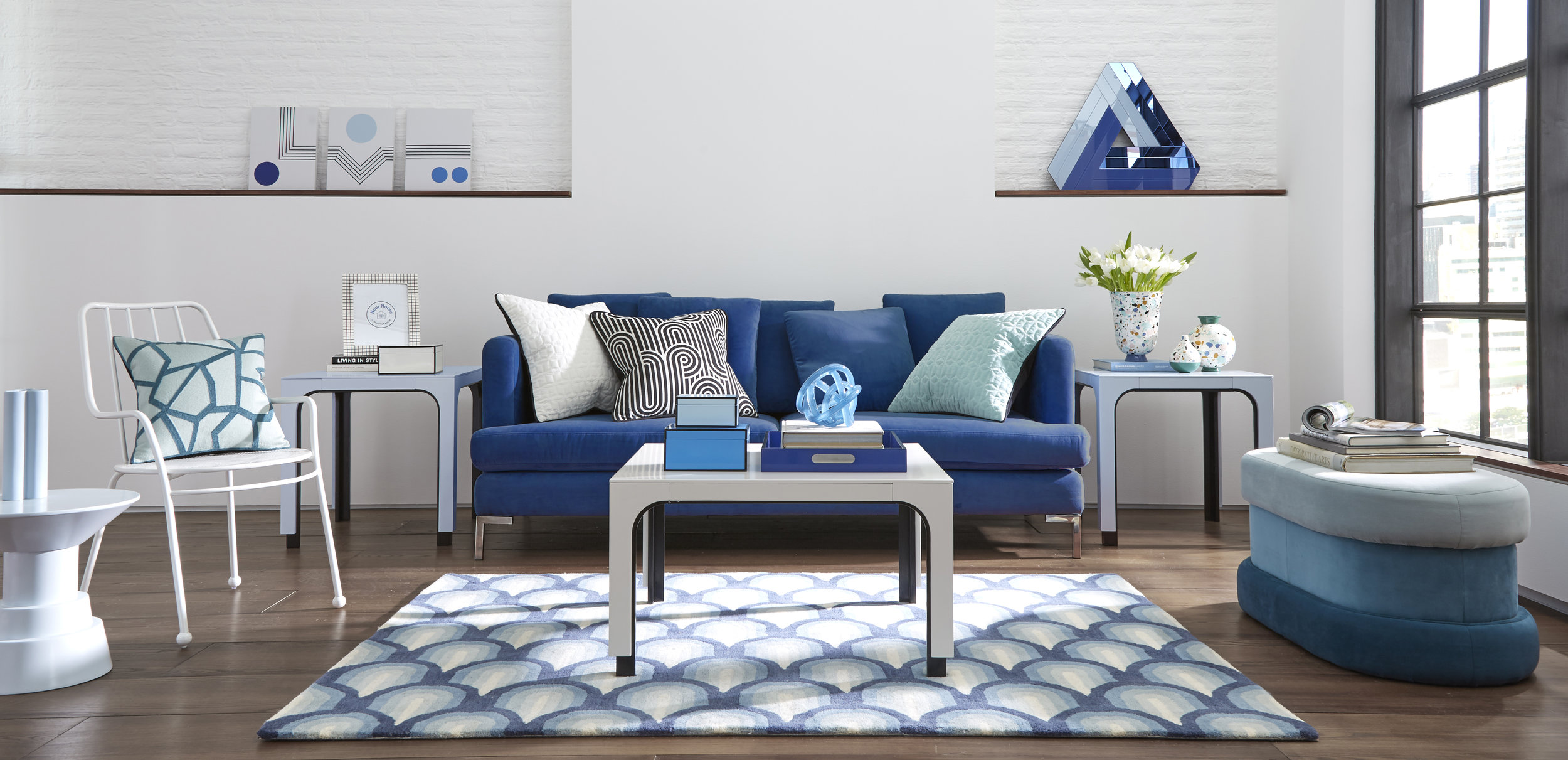 Now House by Jonathan Adler Furniture Collection