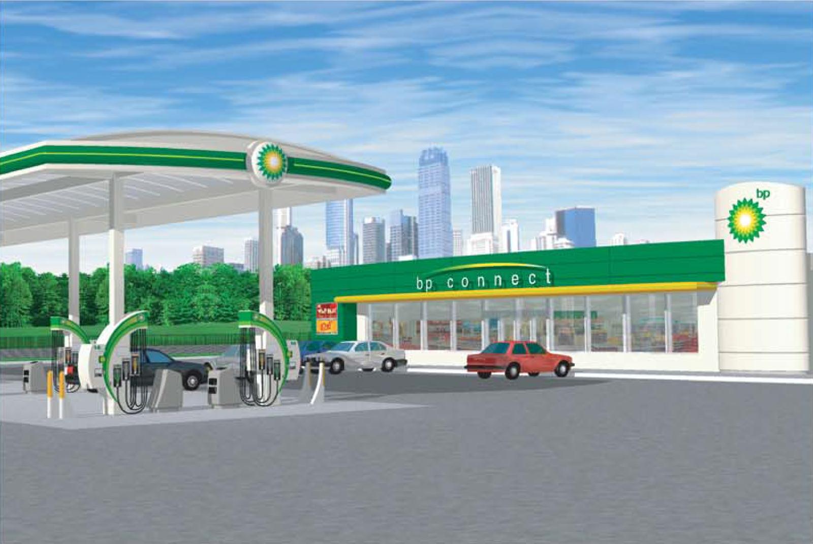 BP Site & Retail Store Concept