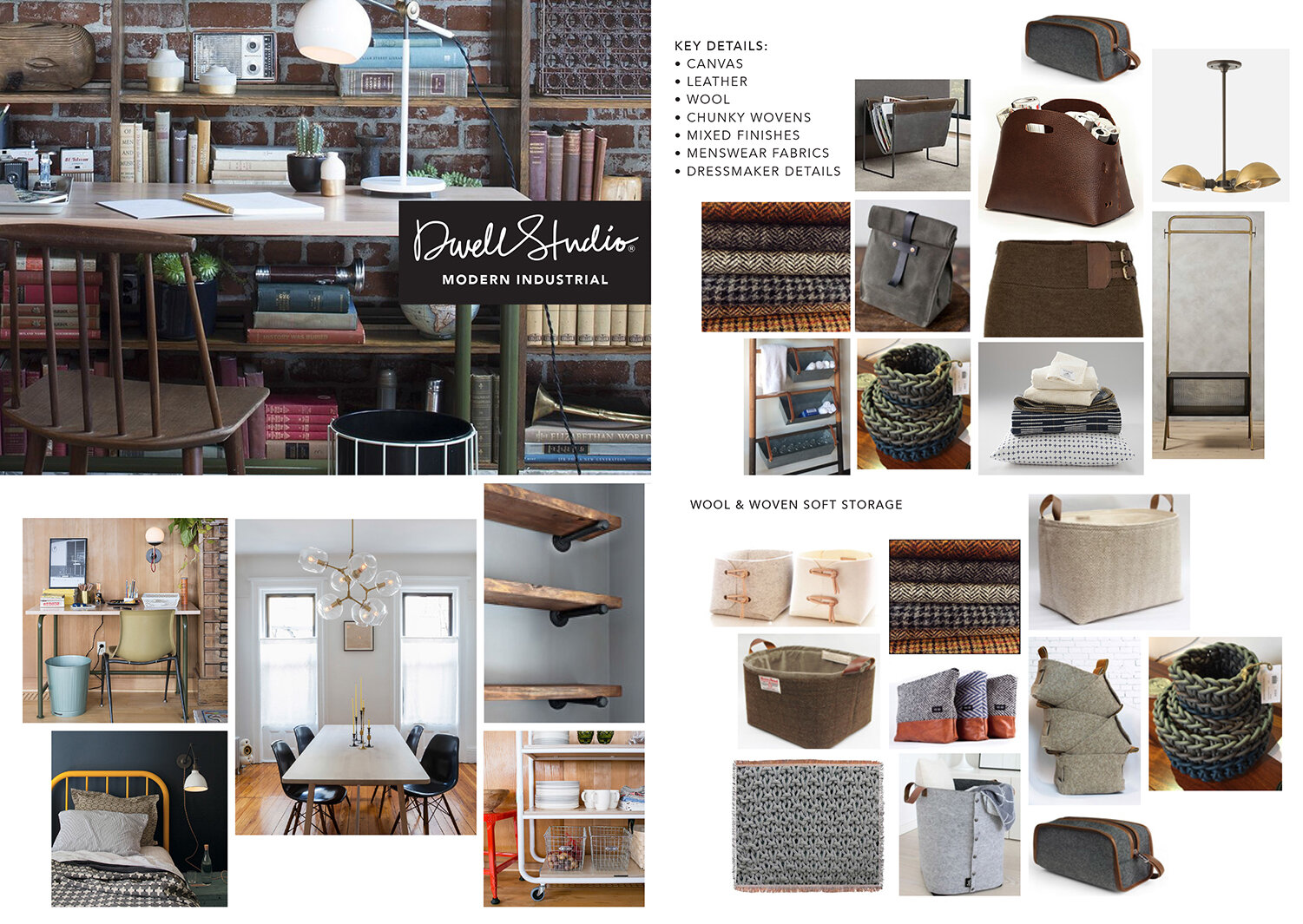 DwellStudio Product Concept & Direction