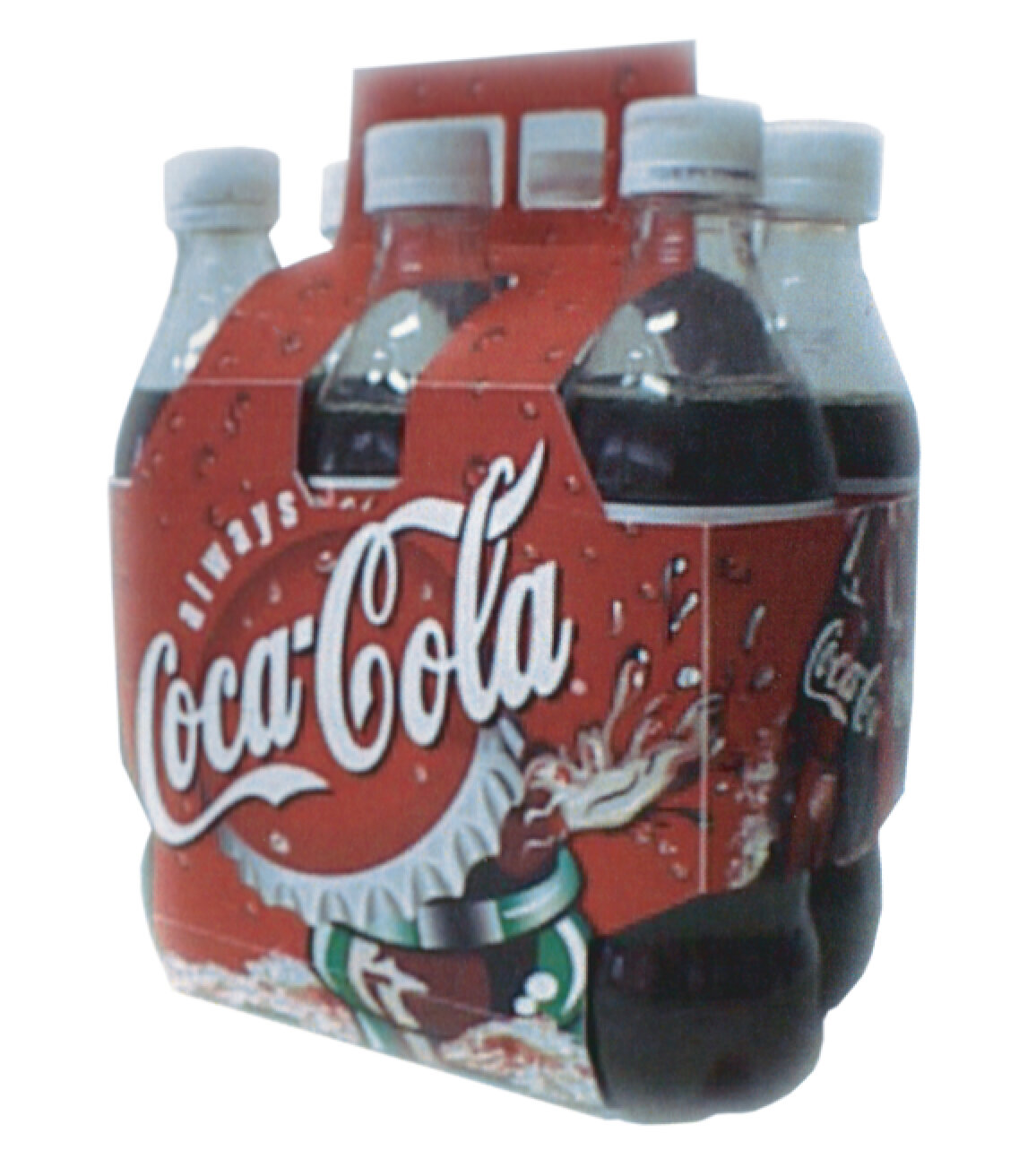 Coca-Cola 6-Pack Graphic & Structural Packaging