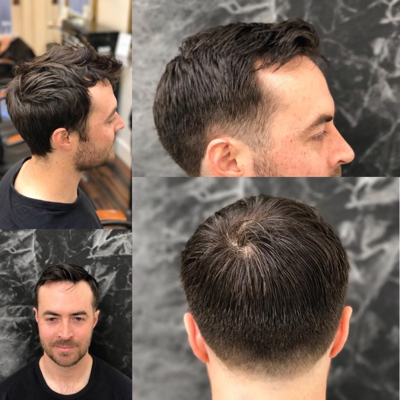 Haircut by Michael Generalao