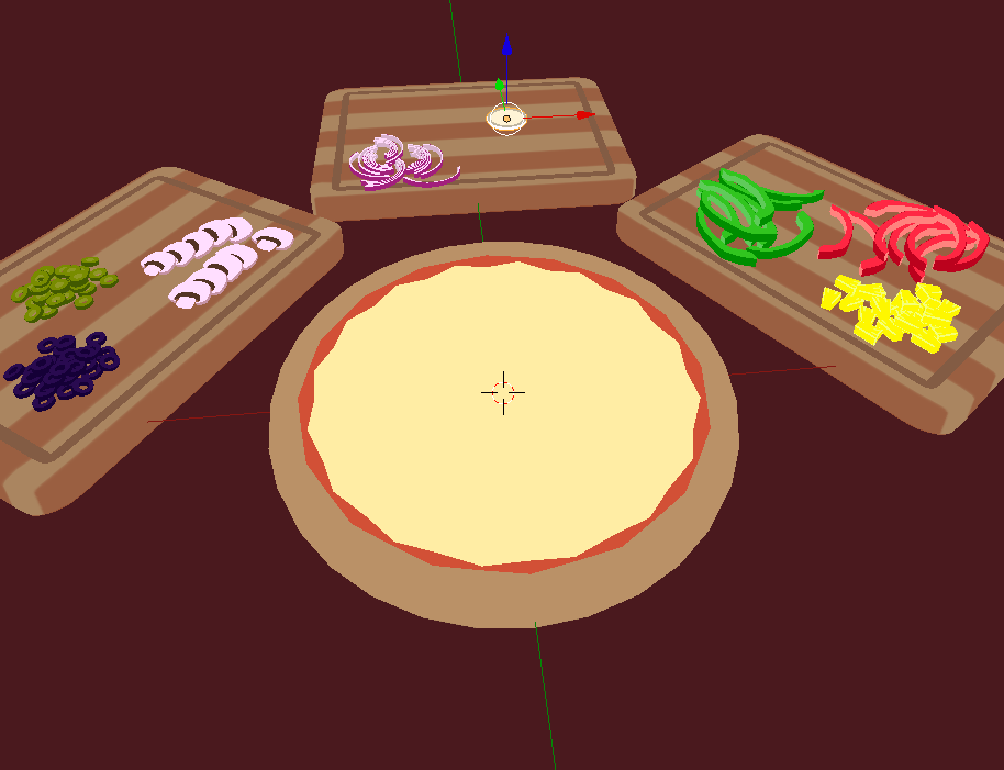 PALATABLE PIZZA - Toronto Game Jam, as Writer and Narrative Designer. A short game about anxiety and pizza, created for Toronto Game Jam:
