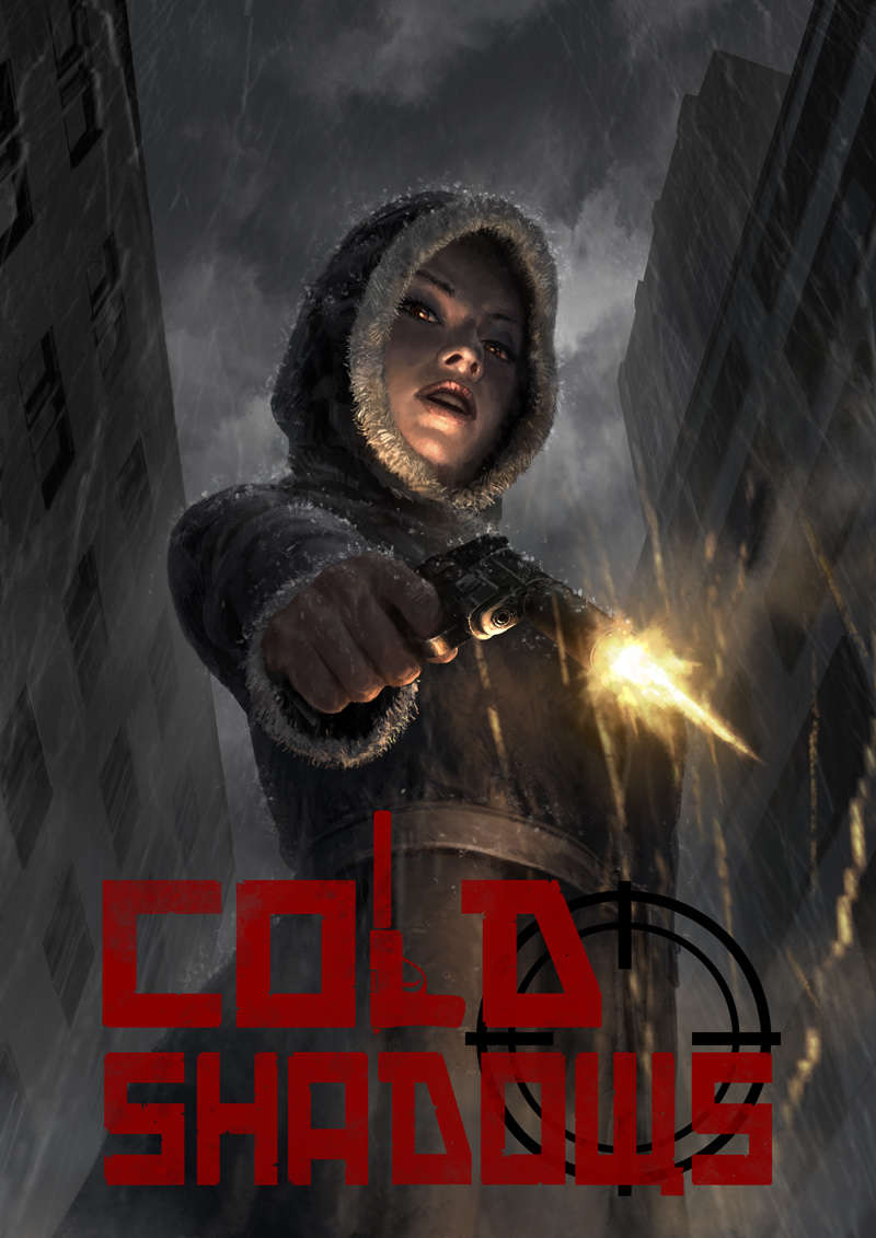 COLD SHADOWS - Gallant Knight Games, as Copy EditorCold Shadows is
