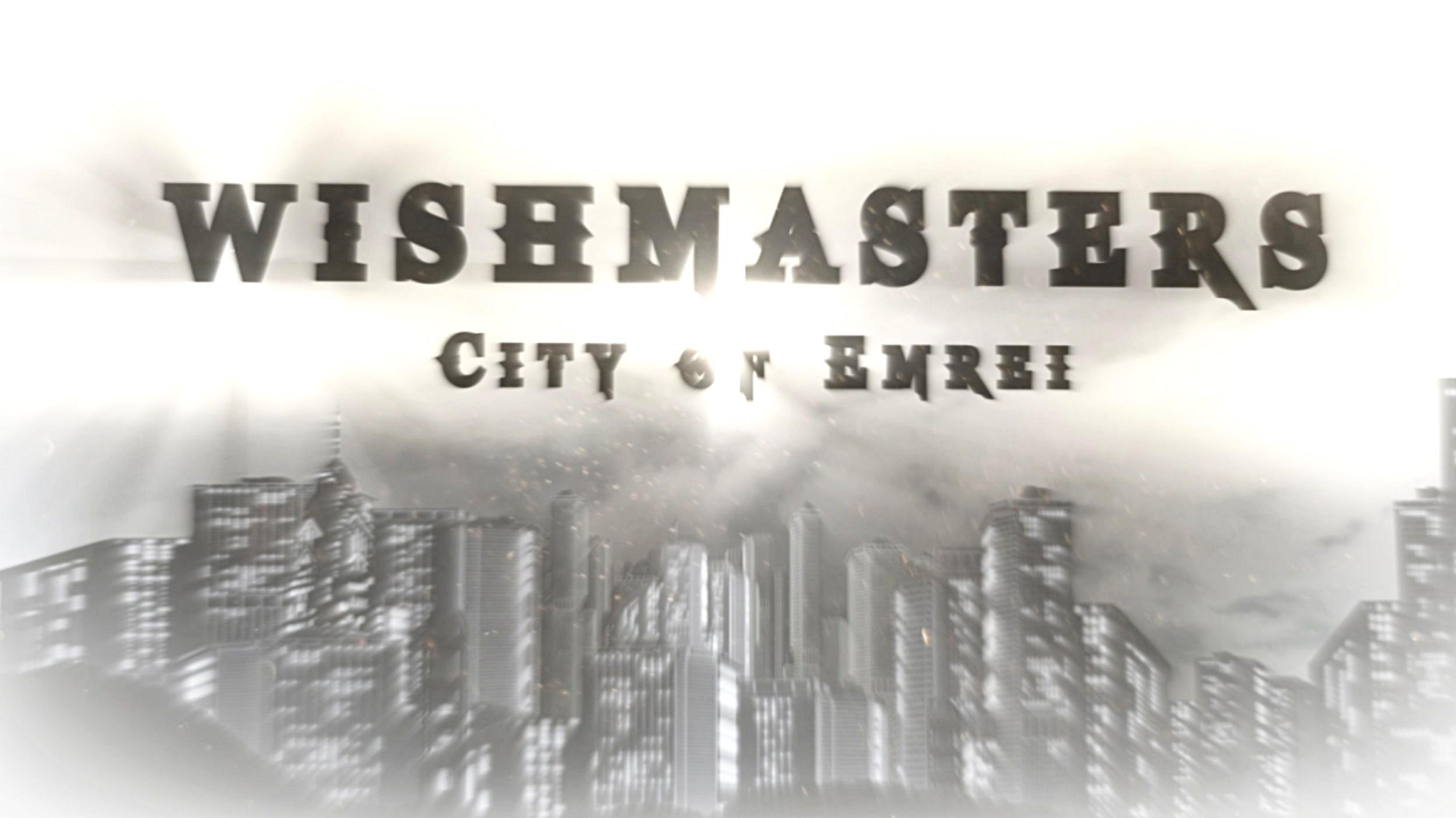 City of Emrei - Lyric Video