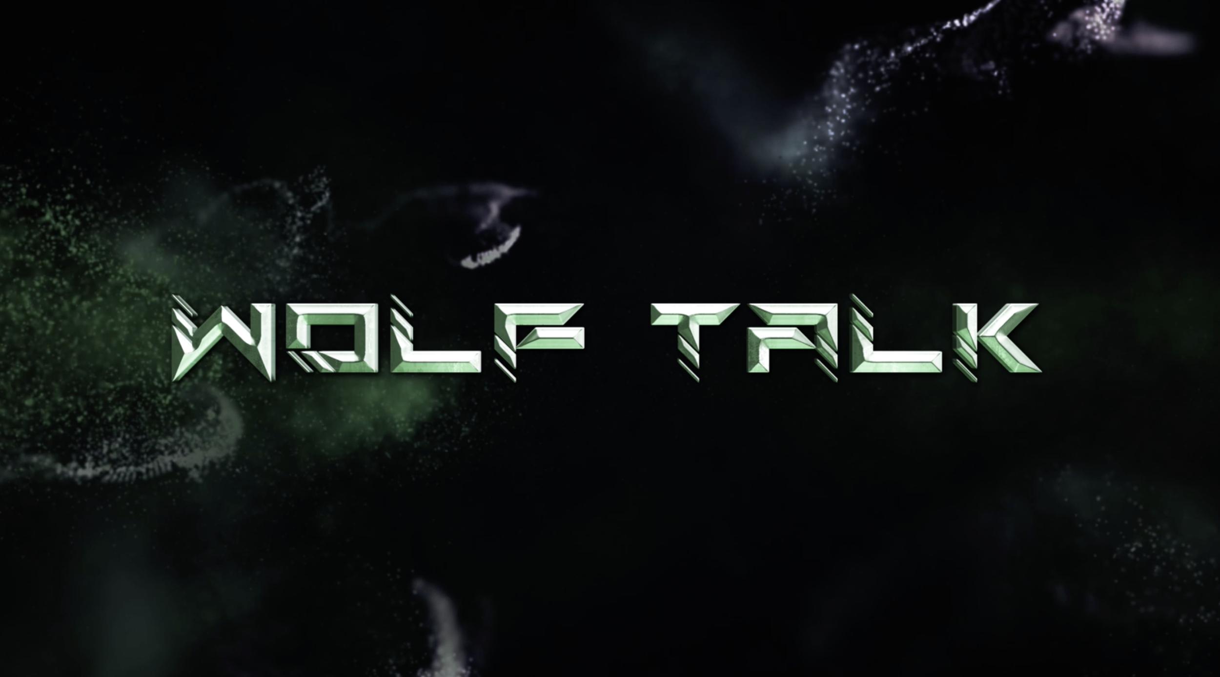 Wolf Talk - Seminars | Coaching