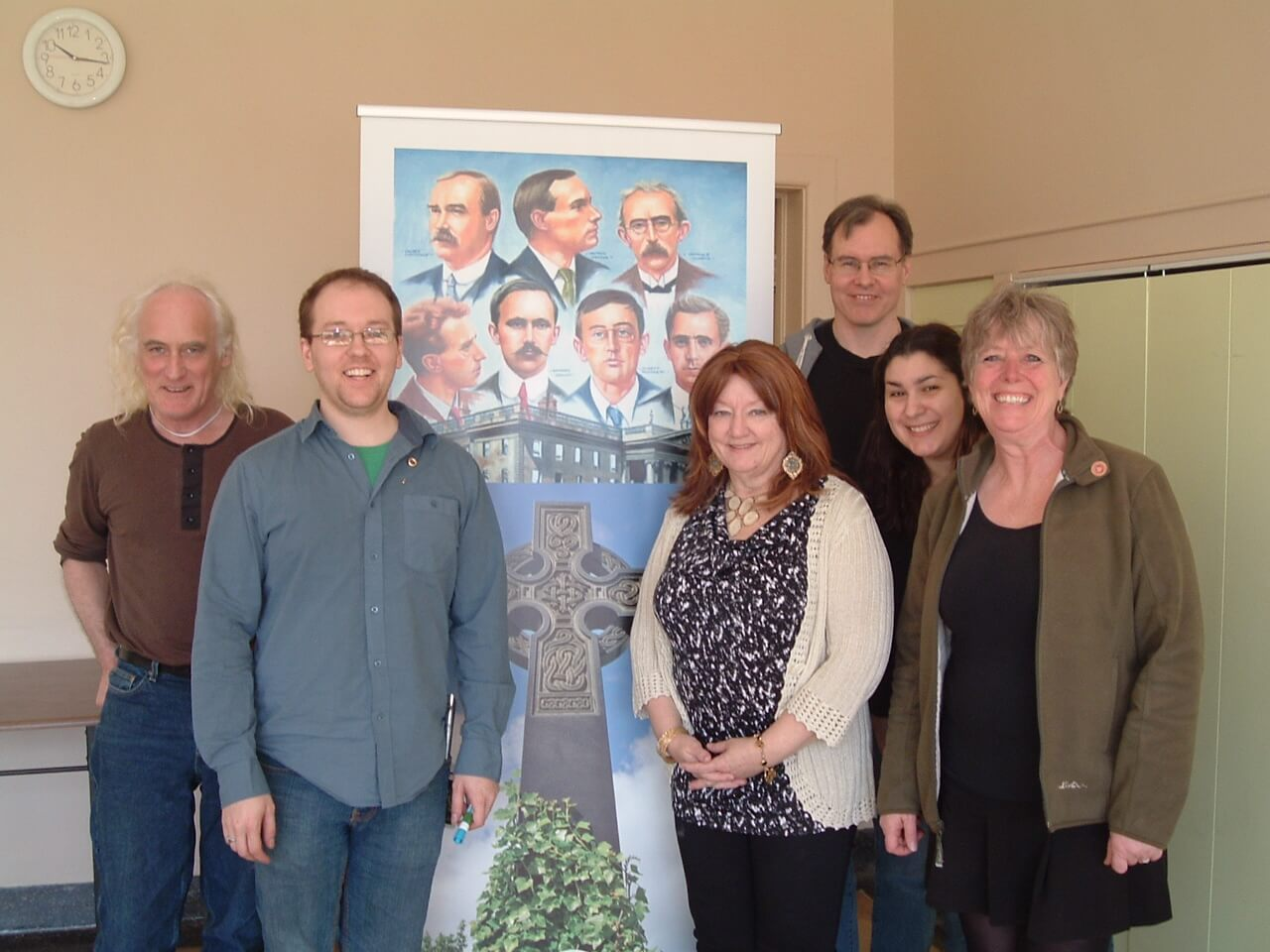 Irish Language Group in Sudbury