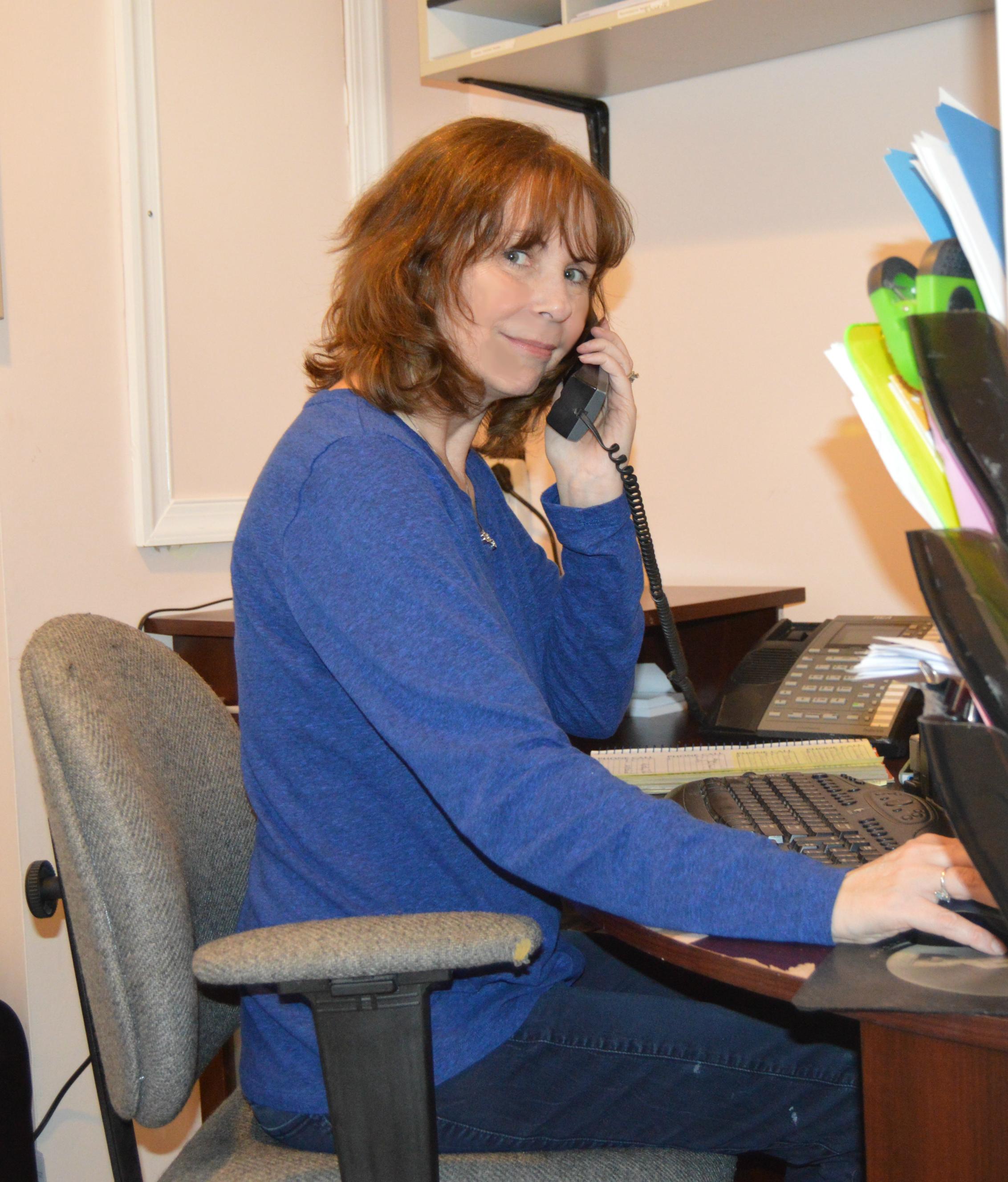 Karen ,  Psychiatric Assistant to Dr. Wind
