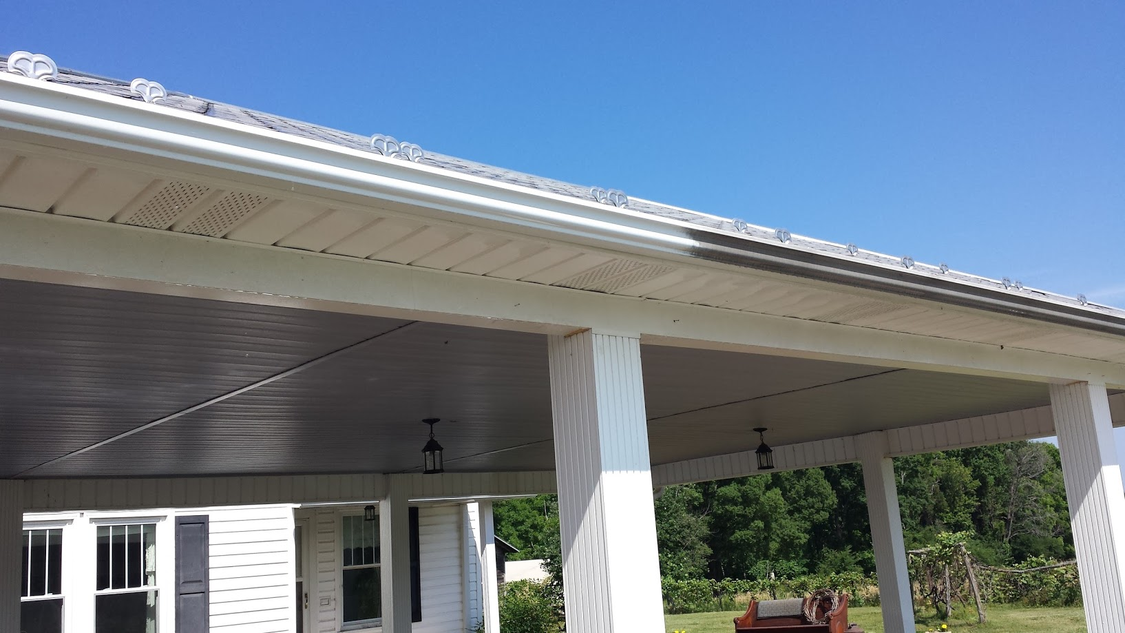Gutter Restoration | Lexington North Carolina | Davidson County North Carolina