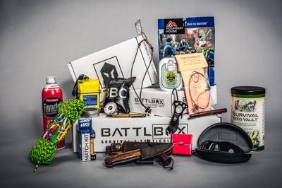 TacticalMarketing Client: BattlBox.com