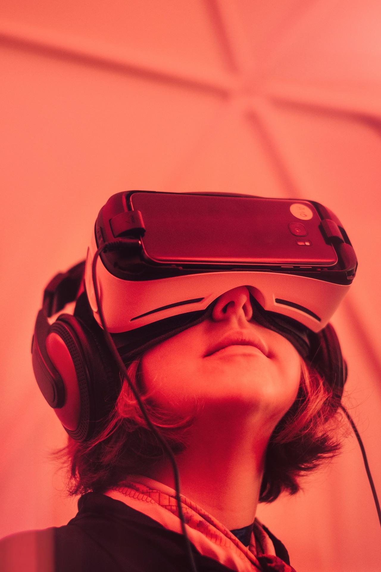 VR 360 degree video