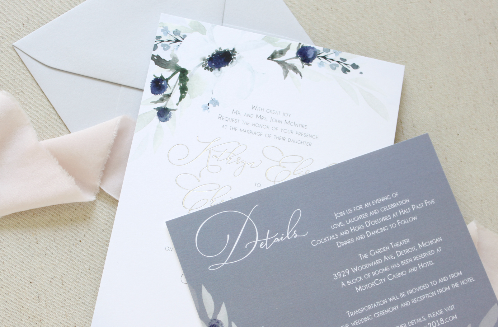 Paper Types For Wedding Invitations The Bride S Guide To