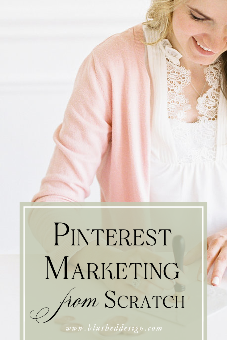 Pinterest marketing can be overwhelming when you hear from people who have been at it for years.  Here's 5 things that I would do TODAY if I was starting from scratch with Pinterest Marketing basics. #pinterestforbusiness #pinterestmarketing #pinteresttips