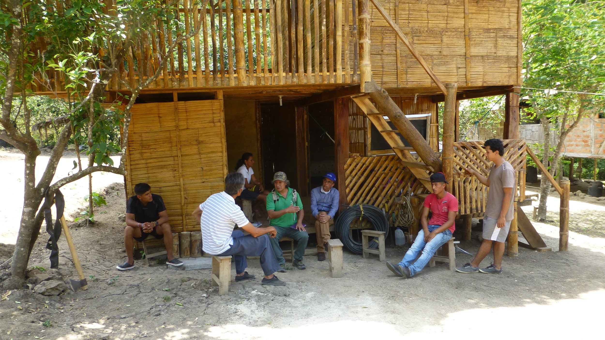 Pisloy Ecuador Storytelling